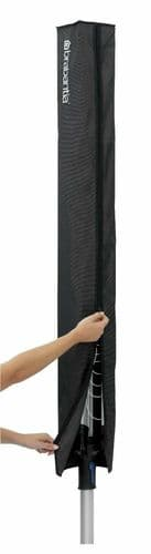 Rotary Dryer Washing Line Cover Strong Quality Brabantia Black Protective Cover